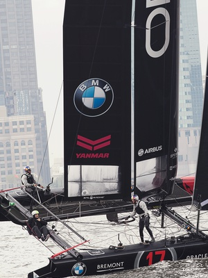 America's Cup Event Photography